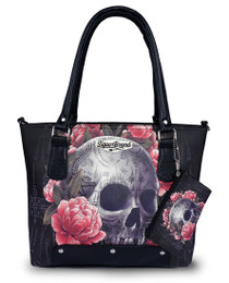 Liquorbrand Sak Yant Skull Highend Handbag