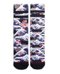 Liquorbrand Surfer Unisex Socks | Teen-Adult