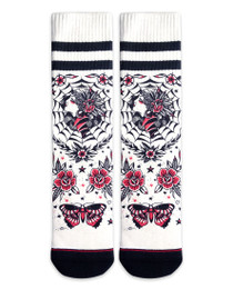 Liquorbrand Gypsy Queen Unisex Socks | Teen-Adult