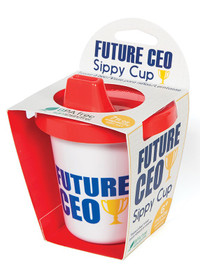 Gamago Future CEO Baby Sippy Cup