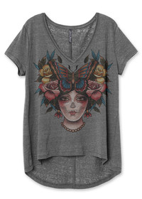 Liquorbrand Belle Epoque Relaxed Tee Shirt