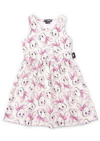 Six Bunnies Bunny Kids Dresses