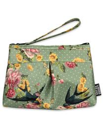 Liquorbrand Wristlet Pouch Wallet Bag