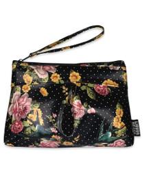 Liquorbrand Sparrow Wristlet Pouch Wallet Bag