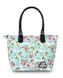Six Bunnies Unicorn Wonderland Nappy Bag or Tote Bag