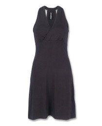 Liquorbrand Black Monroe Halter Dress