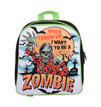 Six Bunnies Zombie Kids Backpack