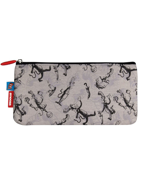 Dr Seuss Cat in the Hat Pencil Wallet Case