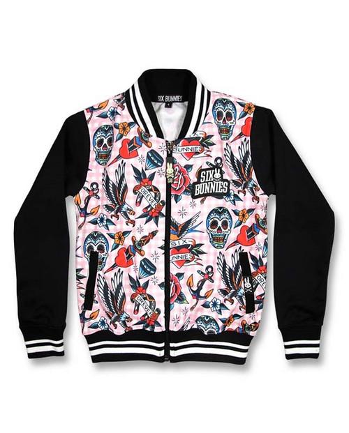 Six Bunnies Tattoo Shoppe Rockabilly Jacket