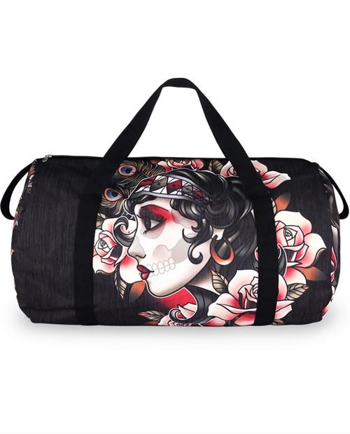 Liquorbrand Gypsy Rose Duffle Bag