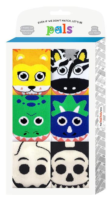 Pals Socks Best Bud Kids Sock Gift Pack