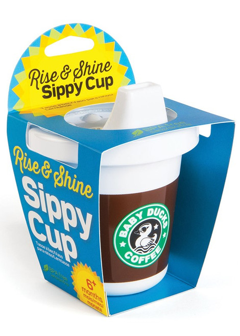 Gamago Rise and Shine Sippy Baby Cup