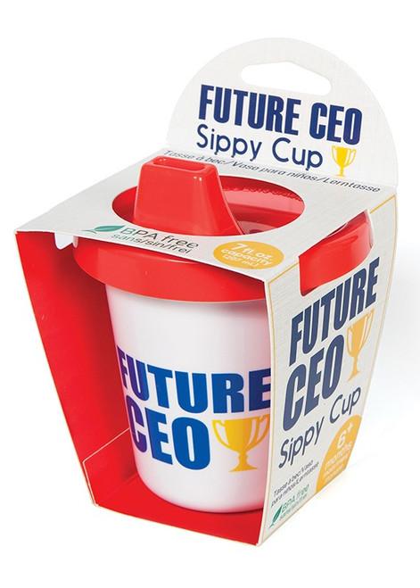 Gamago Future CEO Baby Sippy Cup