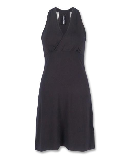 Liquorbrand Black Monroe Halter Dress