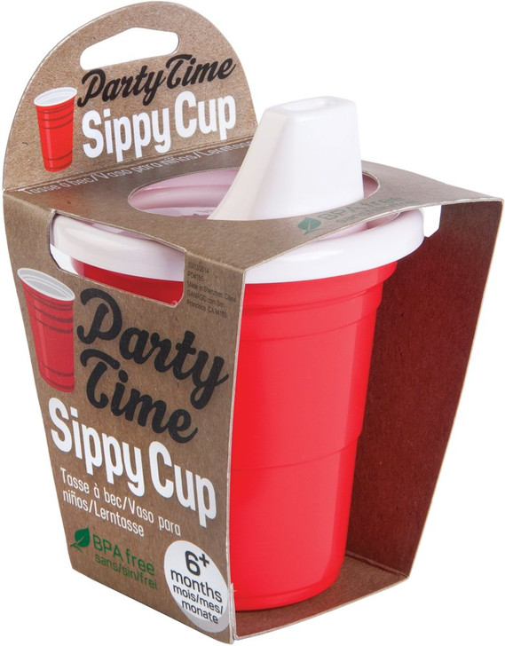 Gamago Party Time Baby Sippy Cup