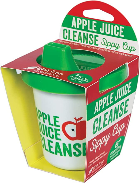Gamago Apple Juice Cleanse Baby Sippy Cup