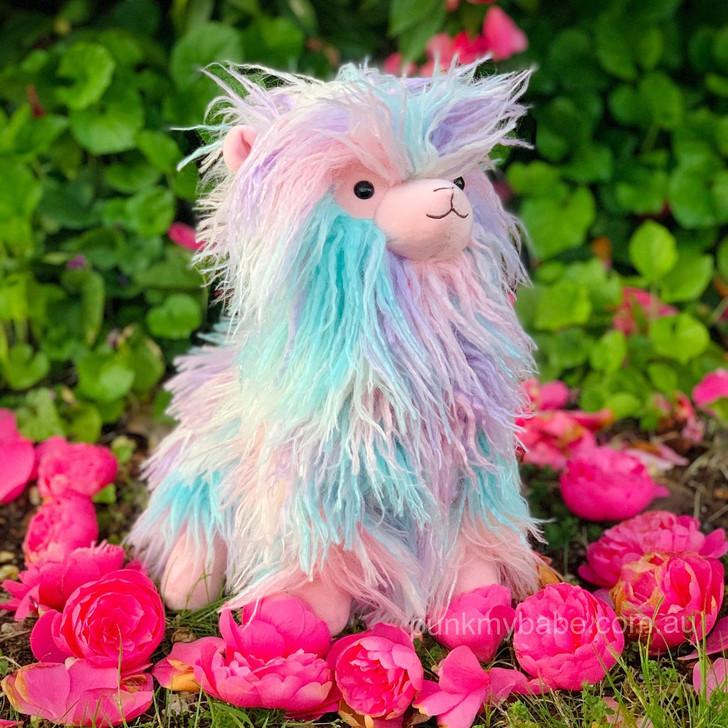 Jellycat Lovely Llama Plush Toy