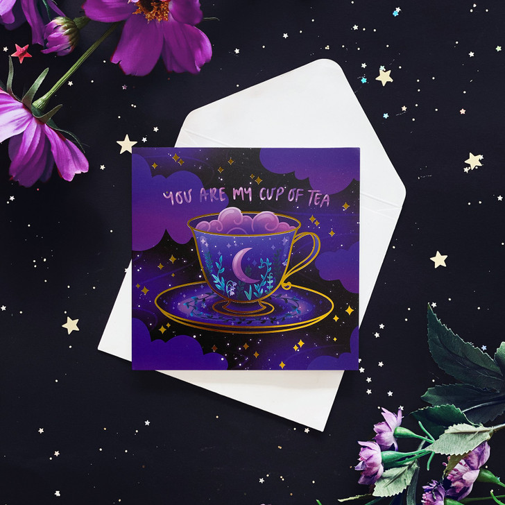 You Are My Cup of Tea Gift Card