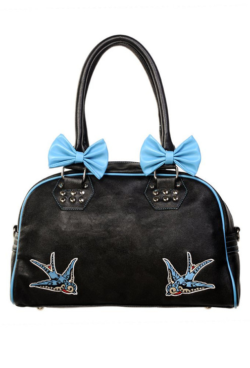 Banned Apparel Swallows Bag