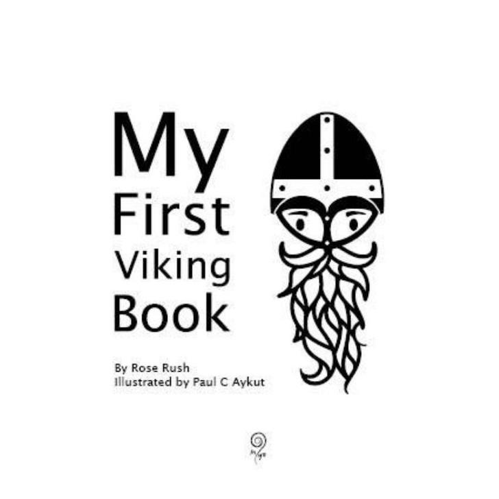 My First Viking Book - Beard