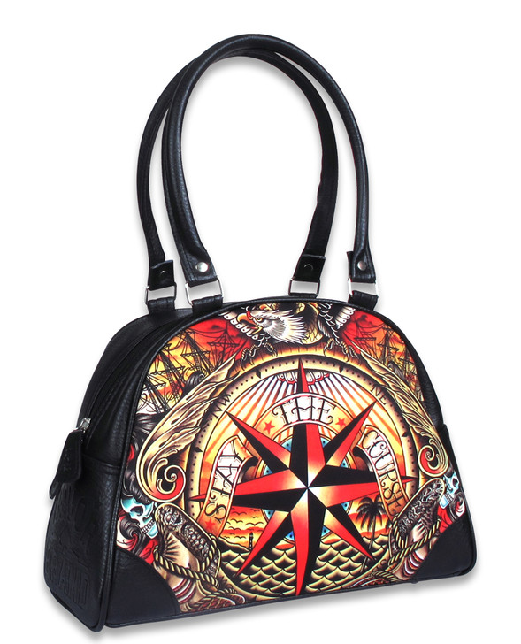 Liquorbrand Stay The Course Bowler Bag