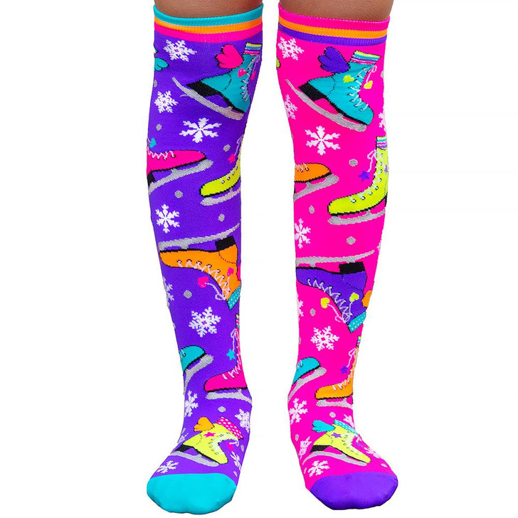 MadMia Ice Skater Socks