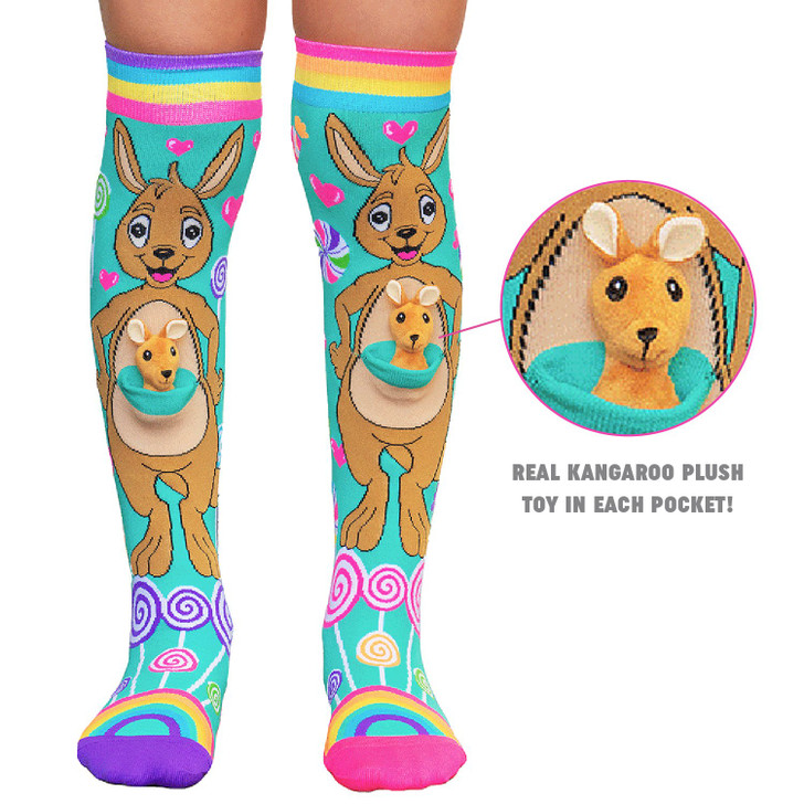MadMia Kangaroo Socks