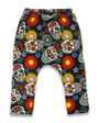 Six Bunnies Sugar Skulls Baby Pyjama Set - bottoms