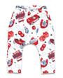 Six Bunnies Hot Rod Cherry Baby Pyjamas - bottom