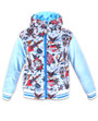 Six Bunnies Tattoo Shoppe Kids Hooded Jacket
