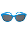 Six Bunnies Unisex Kids Wayfarer Blue Sunglasses - front