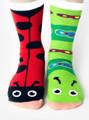 Pals Socks Ladybug and Caterpillar Socks | Toddler, Kid & ADULT