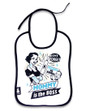 Six Bunnies Mommy's Is The Boss Onesie and Bib Gift Set