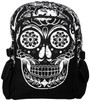 Banned Apparel Sugar Skull Collins Backpack