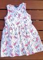 Six Bunnies Bunny Kids Dresses