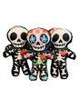 Sugar Skull Plush Baby and Collectable Doll
