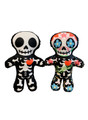 Skeleton Plush Baby and Collectable Doll