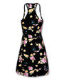 Liquorbrand Sparrow Monroe Halter Dress - back