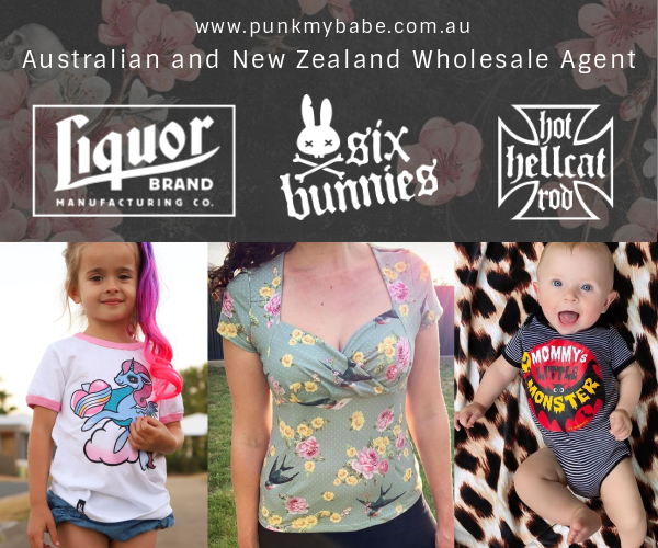 Wholesale Alternative Kids and Baby Clothing Australia