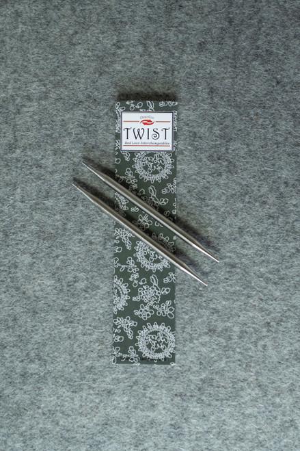 ChiaoGoo TWIST Red Lace 4 Inch Interchangeable Needle Tips