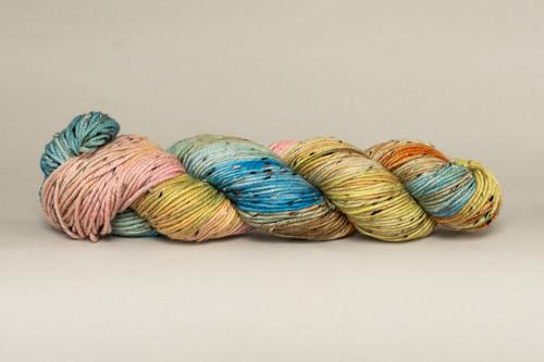 Less Traveled Yarn Tweed Me DK