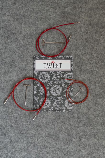 ChiaoGoo TWIST Interchangeable Needle Cables