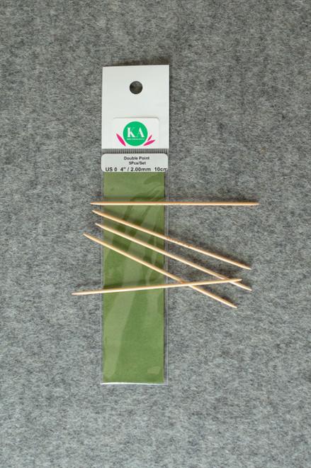 """KA Bamboo 4"""" DPN"""