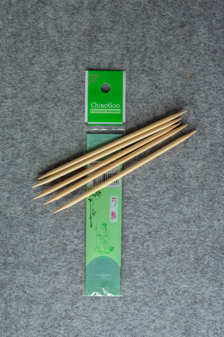 ChiaoGoo 6-Inch Double Pointed Needles