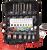 ChiaoGoo TWIST Red Lace Interchangeable Needle Set