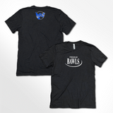 Soft Heather Black Fueled By BAWLS Shirt