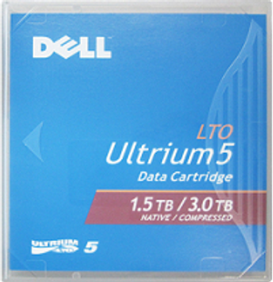 Dell 02H9YH LTO-5 Ultrium Data Tape Cartridge (1.5TB/3.0TB)