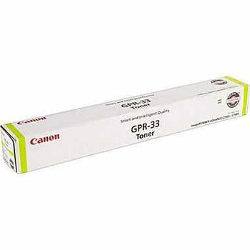 Genuine Canon Brand GPR-33 2804B003AA Yellow Toner