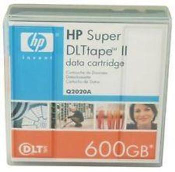 HP Q2020A SDLT II 300GB/600GB Data Cartridge