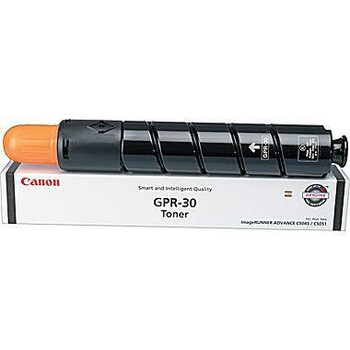 Original Canon Brand GPR-30 2789B003AA Black Toner Cartridge
